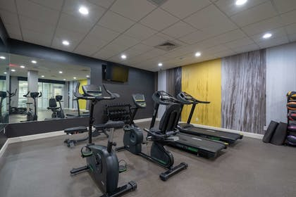 Fitness Facility | Best Western Premier Airport/Expo Center Hotel