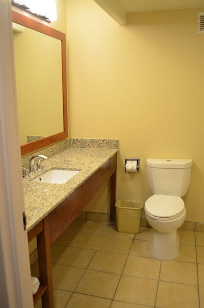 Bathroom | Comfort Inn Santa Fe