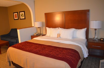 In-Room Amenity | Comfort Inn Santa Fe