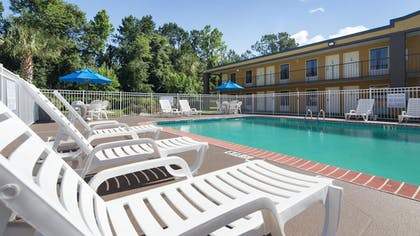 Pool | Best Western Of Walterboro