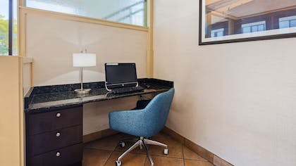 Business Center | Best Western Atlantic City Hotel