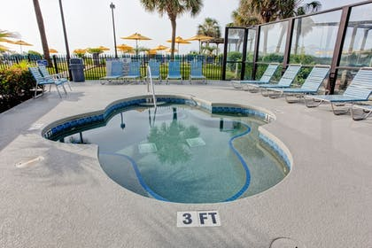 Outdoor Pool | Dayton House Resort