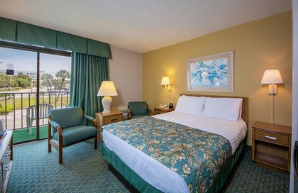 Guestroom | Dayton House Resort