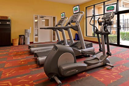 Fitness Facility | Courtyard by Marriott Dallas Northwest