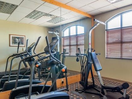Fitness Facility | Best Western Alamosa Inn