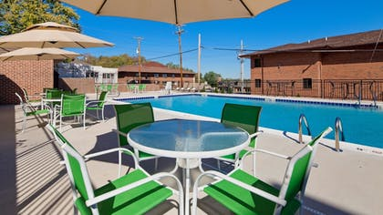 Pool | Best Western On The River