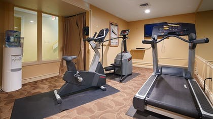 Gym | Best Western Inn & Suites Rutland-Killington
