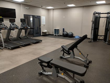 Fitness Facility | Holiday Inn Champaign