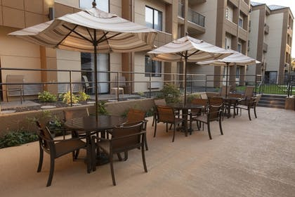 Terrace/Patio | Fairfield Inn & Suites by Marriott Spokane Valley