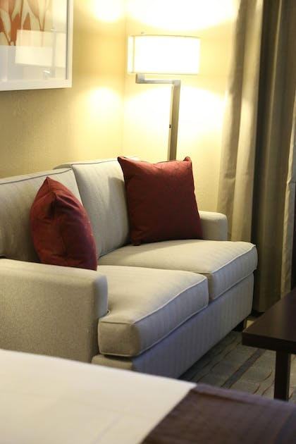 Living Area | Holiday Inn Charlotte Airport