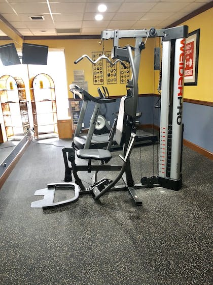 Fitness Facility | Days Inn by Wyndham Fayetteville-South/I-95 Exit 49