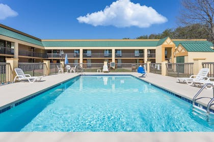 Pool | Days Inn by Wyndham Mocksville