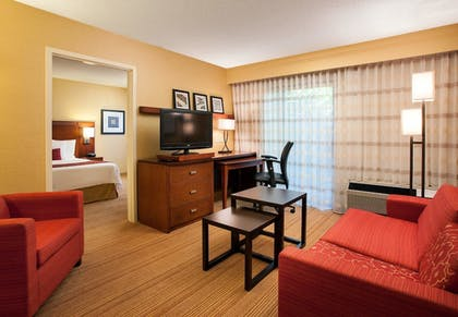   Suite, 1 King Bed   Courtyard by Marriott Huntington Beach Fountain Valley