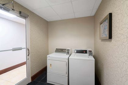 Laundry Room   Wingate by Wyndham Fletcher at Asheville Airport