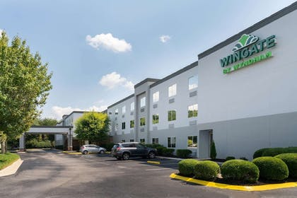 Exterior   Wingate by Wyndham Fletcher at Asheville Airport