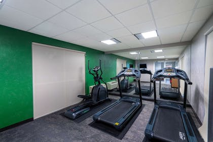 Fitness Facility   Wingate by Wyndham Fletcher at Asheville Airport