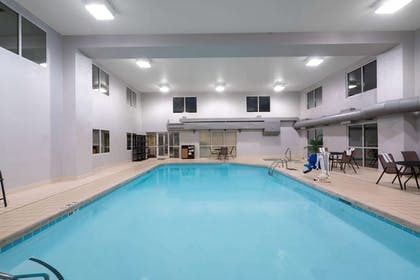 Indoor Pool   Wingate by Wyndham Fletcher at Asheville Airport