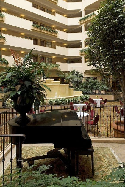 Lobby | Embassy Suites by Hilton Columbia Greystone