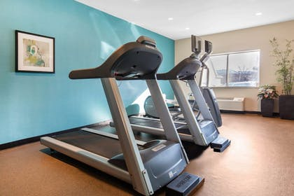 Fitness Facility | Fairfield Inn & Suites St. Cloud