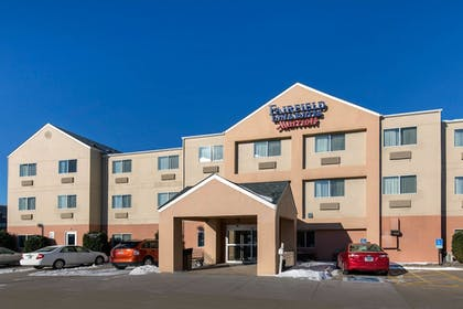 Exterior | Fairfield Inn & Suites St. Cloud