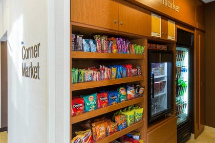 Gift Shop | Fairfield Inn & Suites St. Cloud