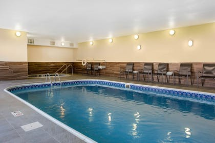 Indoor Pool | Fairfield Inn & Suites St. Cloud