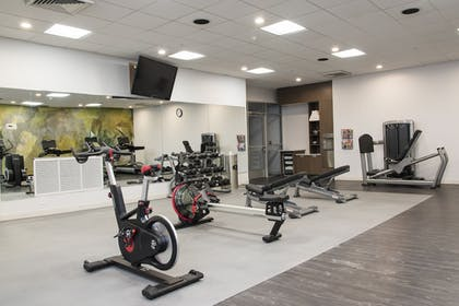 Fitness Facility   Delta Hotels by Marriott Grand Rapids Airport