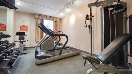 Fitness Facility   Best Western Fort Myers Inn & Suites