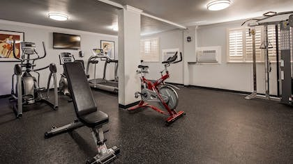 Fitness Facility | SureStay Plus Hotel by Best Western Lompoc