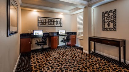 Business Center | SureStay Plus Hotel by Best Western Lompoc