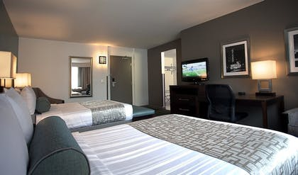 Guestroom | Best Western River North Hotel