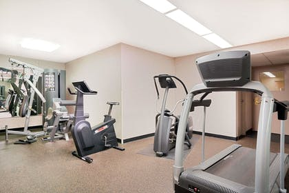 Fitness Facility | Ramada Hotel & Conference Center by Wyndham Plymouth