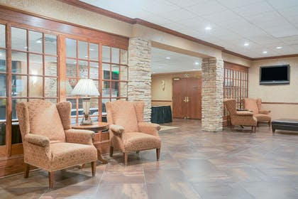 Lobby | Ramada Hotel & Conference Center by Wyndham Plymouth