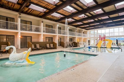 Pool | Ramada Hotel & Conference Center by Wyndham Plymouth