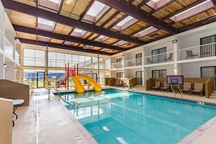 Waterslide | Ramada Hotel & Conference Center by Wyndham Plymouth