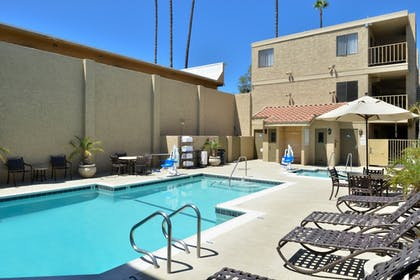 Indoor/Outdoor Pool | Best Western Plus Anaheim Inn