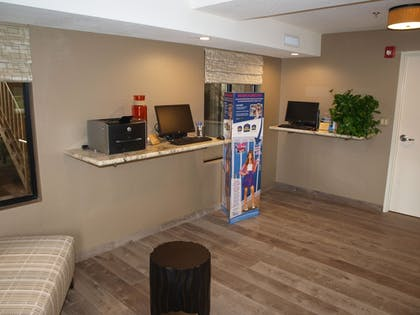 Check-in/Check-out Kiosk | Best Western Plus Anaheim Inn