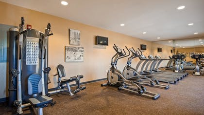 Fitness Facility | Best Western Plus Anaheim Inn