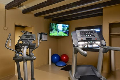 Fitness Facility | Lodge on the Desert