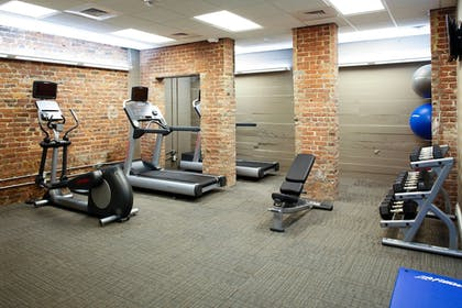 Fitness Facility | Residence Inn by Marriott Atlanta Midtown/Georgia Tech