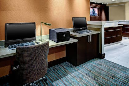 Business Center | Residence Inn by Marriott Atlanta Midtown/Georgia Tech
