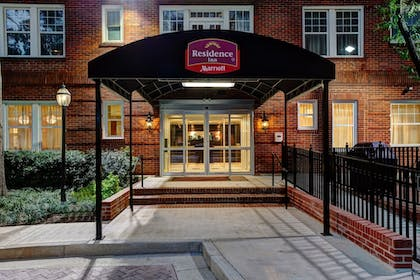Hotel Entrance | Residence Inn by Marriott Atlanta Midtown/Georgia Tech