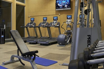 Sports Facility | Columbia Marriott