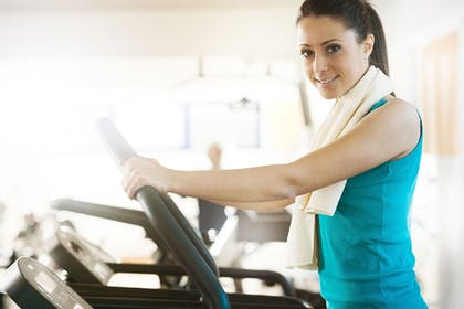 Fitness Facility | Eastland Suites Extended Stay Hotel & Conference Center