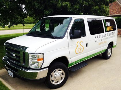 Airport Shuttle | Eastland Suites Extended Stay Hotel & Conference Center