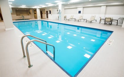 Indoor Pool | Crowne Plaza Cleveland at Playhouse Square