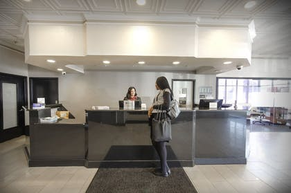 Check-in/Check-out Kiosk | Best Western Plus Rockville Hotel & Suites