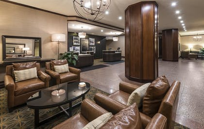 Lobby   DoubleTree Suites by Hilton Columbus Downtown