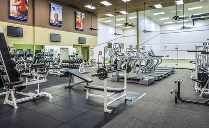Fitness Facility   DoubleTree Suites by Hilton Columbus Downtown