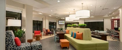 Lobby Sitting Area | Home2 Suites by Hilton Williamsville Buffalo Airport